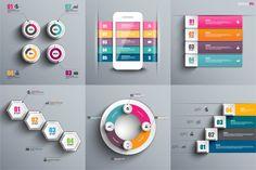 3D Infographics AI, EPS #unlimiteddownloads