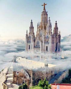 Monte Tibidabo, Barcelona, Spain