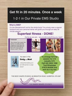 With over users in Europe, The Body Shape Studios are bringing the first EMS studio of its kind to London in The Body Shapes, Personal Trainer, Ems, Studio, Fitness, Studios, Body Forms