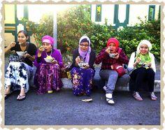 At mesjid di Denpasar