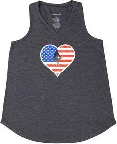 American Made Grey Gymnastics Tank Top Gymnastics Clothes, Grey Tank Top, American Made, Poses, Tank Tops, Summer, Diy, Collection, Fashion