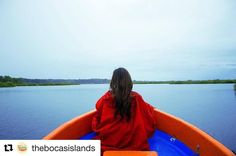 #Repost @thebocasislands  The Bocas del Toro province extends from the mainland to the island chain. It has some of the largest rainforests in Central America with has 9 main islands 52 cays and thousands of islets. Bocas del Toro is also home to two national parks: La Amistad International Park a UNESCO World Heritage Site; and Isla Bastimentos National Marine Park Panamas first marine park and a nesting ground for hawksbill and leatherback sea turtles.
