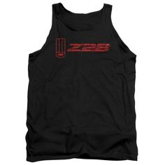 Chevy The Z28 Adult Tank Top
