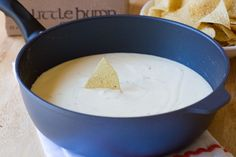 An easy 3 ingredient beer cheese dip - queso recipe that is full of creamy flavor! Slightly spicy with a rich beer undertone. This beer cheese dip is great
