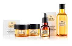 o blog da claudia amaral: NEW - the body shop - OILS OF LIFE