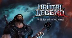 Get Brütal Legend for free as the Fall Sale continues! - Armchair Arcade