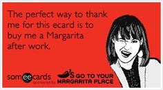 Holy crap. A Someecards ad from Chili's. I shouldn't be surprised. And I'm glad someecards is making money. But, well...