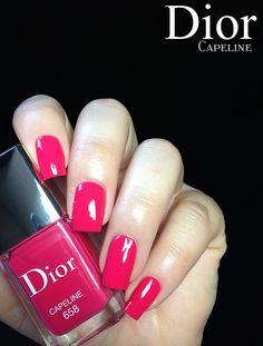 Dior Capeline