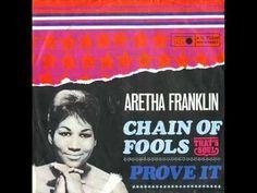 """Aretha Franklin - """"Chain Of Fools"""" (1967)"""