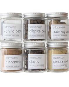 Baking Inspired Spice Set