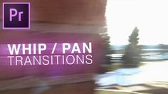 How to Smooth Whip Pan Camera Transition with almost ZERO Editing (Premiere Pro CC 2017) - http://tutorials411.com/2017/02/07/smooth-whip-pan-camera-transition-almost-zero-editing-premiere-pro-cc-2017/