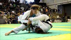 Rio Open de Jiu-Jitsu - Final peso leve faixa-preta feminino!