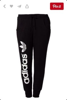 adidas Originals BAGGY - Tracksuit bottoms - Get irresistible discounts up to Off at Adidas using Promo Codes. Sporty Outfits, Athletic Outfits, Athletic Wear, Winter Outfits, Summer Outfits, Cute Outfits, Athletic Shoes, Teen Fashion, Fashion Outfits
