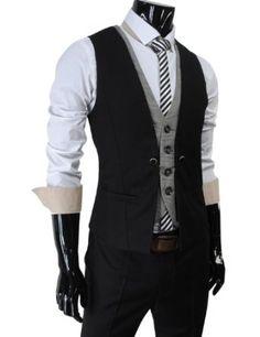 layered vests