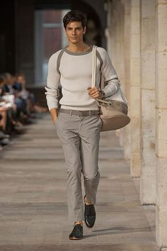 Hermes Spring / Summer 2013 men's