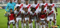 Imágenes de la selección Perú 2016