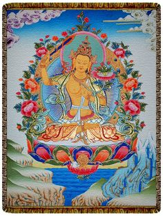 Looking for Manjushri Buddha Wisdom Tapestry Throw Blanket ? Check out our picks for the Manjushri Buddha Wisdom Tapestry Throw Blanket from the popular stores - all in one. Buddha Home Decor, Large Blankets, Throw Blankets, Bed Throws, Tapestry, Painting, Buddha Wisdom, Deities, Buddhism