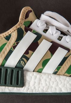 big sale d5a46 d0868 Here s a Closer Look at the BAPE x adidas NMD R1