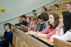 Echtes Hörsaal-feeling beim Weltretter-Tag 2013 an der Bremer Uni