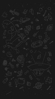 22 Ideas Wallpaper Whatsapp Retro For 2019 Wallpaper Wa, New Wallpaper Iphone, Minimal Wallpaper, Black Aesthetic Wallpaper, Trendy Wallpaper, Screen Wallpaper, Mobile Wallpaper, Pattern Wallpaper, Aesthetic Wallpapers