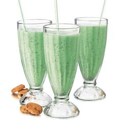 Libbey Fountain Shoppe Classic Soda Glass Set/6 355 Ml / 12 Oz. Clear | Kitchen Stuff Plus  Watermelon mint smoothies in these OH MY GOODNESS. Haha   #KSPPin2Win #KSPPin2Win #KSPPin2Win #KSPPin2Win