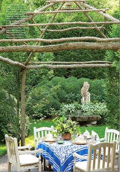 charlotte moss' garden via cote de texas