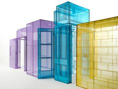 Do Ho Suh: Passage/s  1 February - 18 March 2017 Victoria Miro Gallery I & II