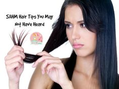 SAHM Hair Tips You May Not Have Heard | Stay At Home Mum