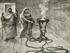 Tα θαύματα στα αρχαία Ασκληπιεία!!! | Όλυμπος Εφημερίδα