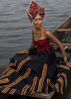the most popular african clothing styles for women in kente wedding fashion dress, kente kaba, African fashion 2018 African Print Dresses 2018 : Cute and Gorgeous Styles for Stylish Ladies, afr African Inspired Fashion, African Print Fashion, Africa Fashion, Ethnic Fashion, African Attire, African Wear, African Women, Style Turban, Afro Style
