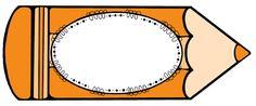 Classroom LabelsJoy of Kindergarten: Classroom Labels Classroom Labels, Classroom Activities, School Days, Back To School, Preschool Colors, School Labels, School Clipart, Color Activities, Therapy Activities