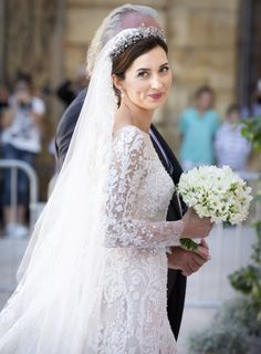 The Religious Wedding of Prince Felix  and Claire Lademacher