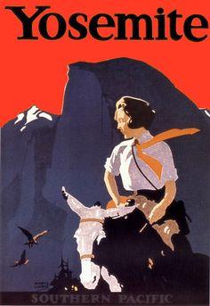Yosemite--Poster