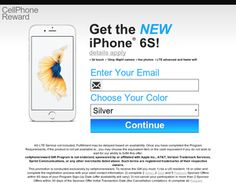 Shopping Discounts: Get A New iPhone 6s