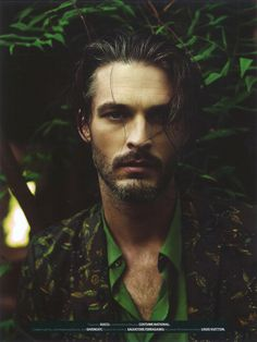 Ben Hill by Yin Chao for GQ Style Russia