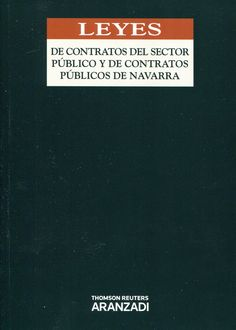 Leyes de contratos del sector público y de contratos públicos de Navarra