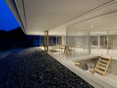 Cabin in Hiroshima Japan by SUPPOSE DESIGN OFFICE