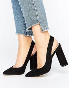 ALDO Looker Sling Back  Block Heeled Shoe
