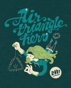 Air triangle hero by Esther Aarts, via Flickr