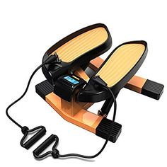 GHTY Aerobic Fitness Steppers Running Machines Sports Mini Multi-Functional Treadmill for Home Equipped Quiet Lose Weight Pedal Fitness Equipment