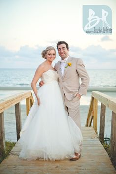 Jekyll Island Beach Wedding Photographers. Beachview Club