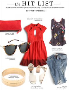 shopbop email blast. that i would like in my closet.