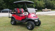 Custom Golf Carts Columbia | Sales, Services & Parts ...