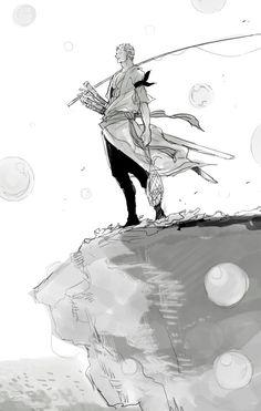 One Piece, Roronoa Zoro                                                                                                                                                                                 Mehr