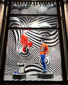"TSUM DEPARTMENT STORE, Kiev, Ukraine, ""Listen Duke... There is an optical illusion about every person we meet"", photo by Freyart, pinned by Ton van der Veer"