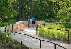 Blue Hole Regional Park / Design Workshop