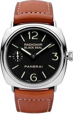 5571d5ac8d97f Panerai radiomir black seal acciaio pam00183