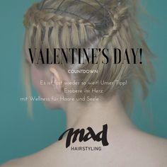 V A L EN T I N S T A G   T I P P  -  Über ein tolles Haarstyling oder einen erstklassigen Haarschnitt freut sich jeder – und das im stilvollen Ambiente von mad AVENUE, mad ART oder mad LUX.  #madhairstyling #madhair #gutschein #gutscheine #valentinstag #love #liebe #zurichlove #rabatt #present #fun #linkinbio #geschenk #valentinesday #valentine #valentines #inspiration #bemyvalentine #herz #heart #instagood #onlineshop #happy #valentinesgift #zurichgirls #zurichcity Movie Posters, Inspiration, Fashion, Valantine Day, Heart, Amazing, Love, Tips, Presents