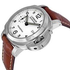 Panerai Luminor 1950 Automatic White Dial Men's Watch PAM00523 - Luminor 1950 - Panerai - Watches  - Jomashop
