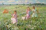 Мобильный LiveInternet Полевые цветы... Полевые...Цветы и натюрморт в живописи.   marylai - Дневник marylai  